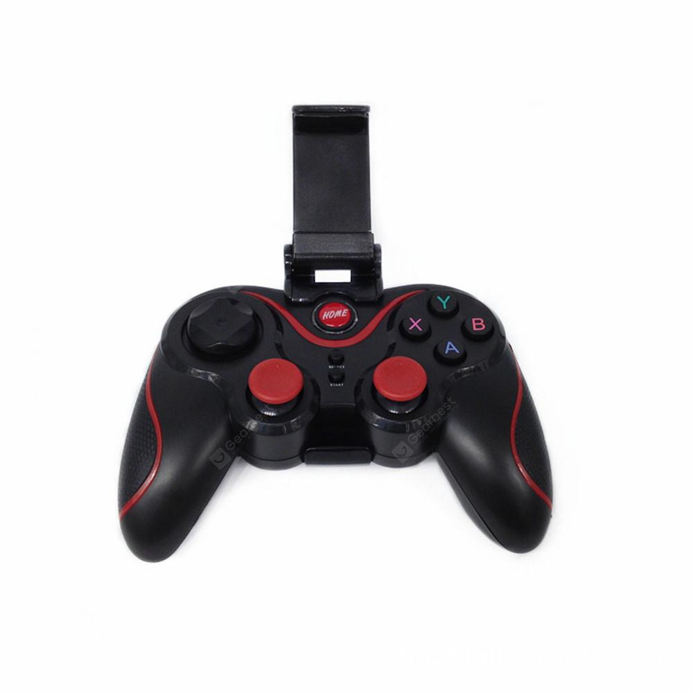 Bluetooth Game Controller with Vibration Wireless Gamepad