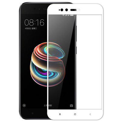 2pcs for Xiaomi Mi A1/5X Screen Protector Full Coverage 9H Hardness Tempered Glass Clear Screen Protector