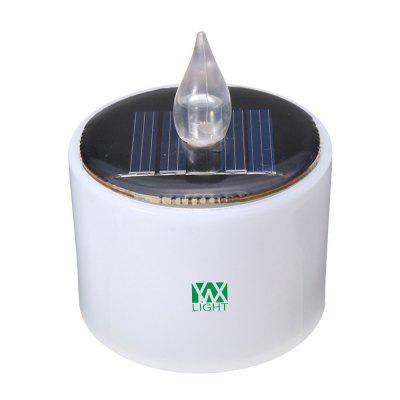 YWXLight Solar Power Candles Lamp Lampka nocna do dekoracji