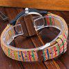 Korean  Student  Harajuku Retro Casual Minimalist Fashion Watch - BROWN