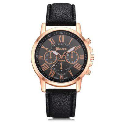 Geneva Fashion Candy Color Assista Lazer Student Watch