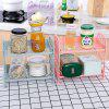 DIHE Kitchen Flavour Cosmetics Storage Storage Rack - PINK