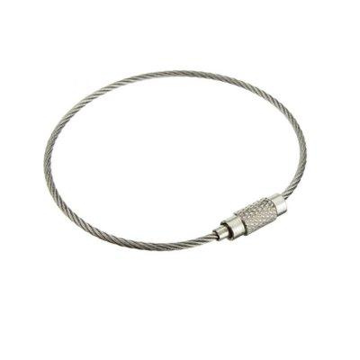 2PCS Outdoor Camping Stainless Steel Wire Rope финляндия карта автодорог хельсинки карта центра города карта проезда через хельсинки