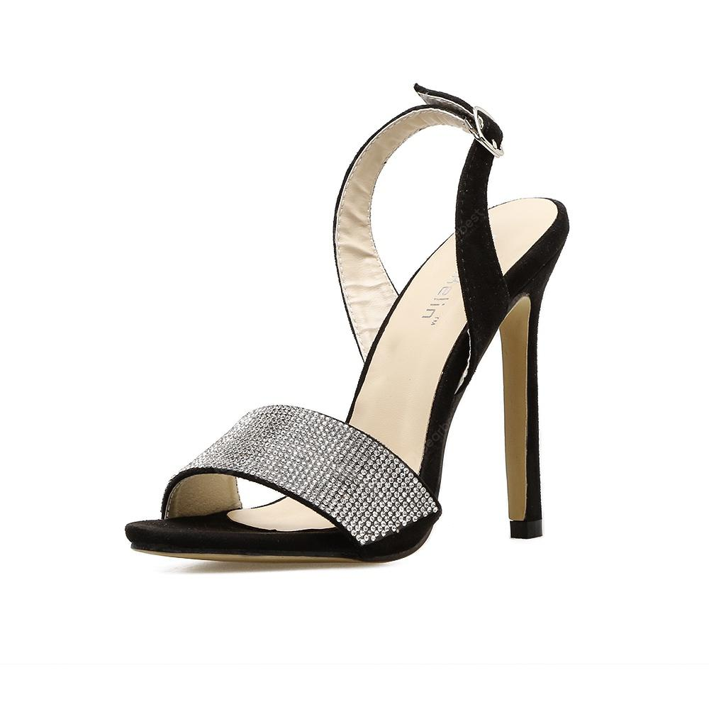 2018 Fashion High Heel Sandals Sexy Women's Shoes