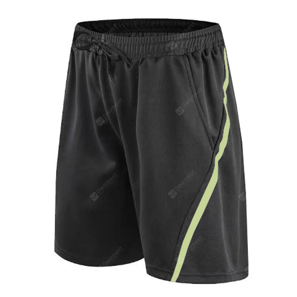 Sports Men Summer Quick Dry Breathable Training Fitness Baggy Shorts