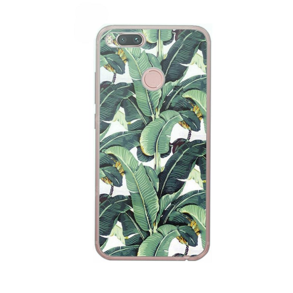 Color Pattern Soft TPU Back Phone Case for Xiaomi 5X