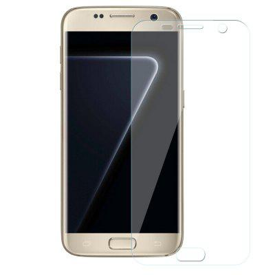 1pcs Full Screen Overlay Film Hydrogel Film HD pour Samsung S7