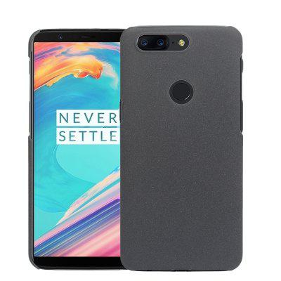 Mobile Phone Shell for Oneplus 5T Frosted Texture Back Shell Protective Cover