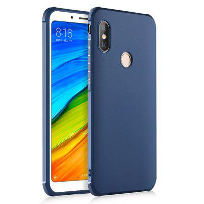 Case for Xiaomi Redmi Note 5 Pro Luxury Soft Silicone Cover