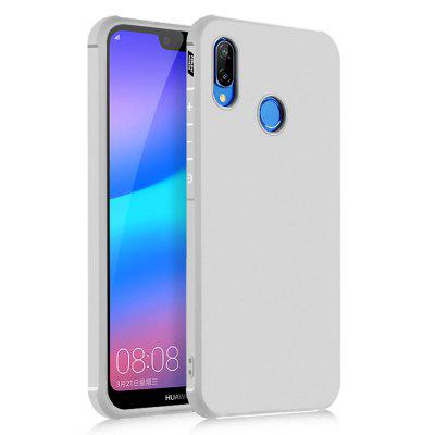 Case for Huawei P20 Lite / Nova 3E Luxury Silicone Cover