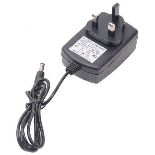 4 Way Splitter Cable for LED Strip CCTV 12V 2A 24W Power Supply Charge Adapter