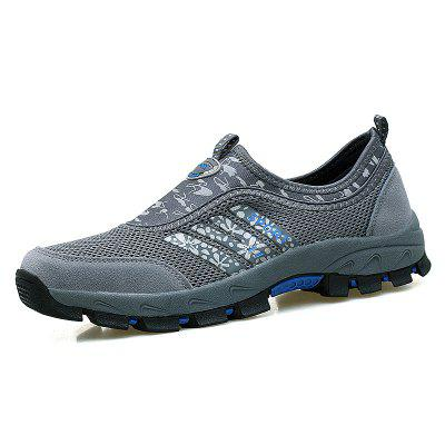 Summer Feet Mesh Outdoor Sports Men's Running Shoes