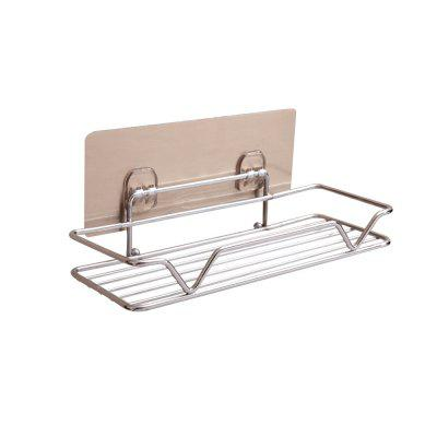 Stainless Steel Seamless Storage Rack