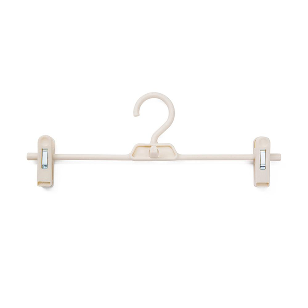 Double Buckles and Non-Slip Pants Shelves 3 PCS