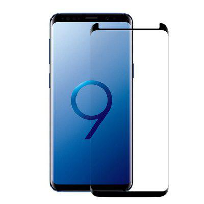 3D Curved Surface Tempered Glass Screen Protector for Samsung Galaxy S9 Plus