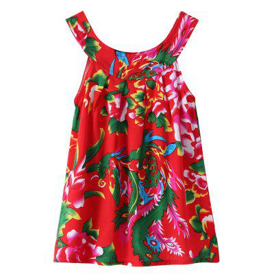 Summer Newest Printed Dress