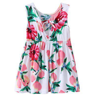 Newest Cute Printed Comfortable Dress