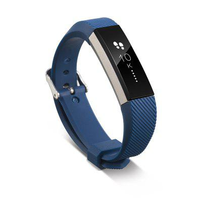 Wristband Silicon Strap Clasp voor Fitbit Alta Smart Wristband Watch