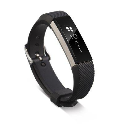 Wrist Band Silicon Strap Clasp For Fitbit Alta Smart Wristband Watch