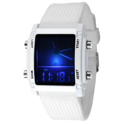 Digital Sports Watch Water Resistant Outdoor Electronic Ultra Thin Waterproof