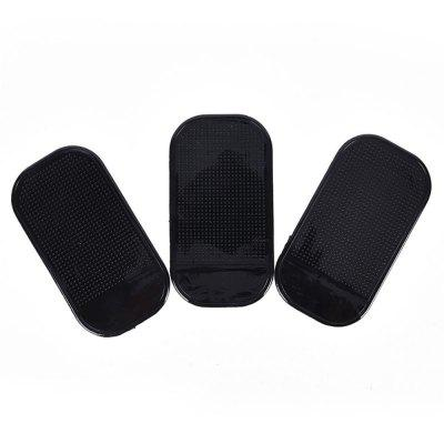 3Pcs Non-slip Mat GPS Phone Holder