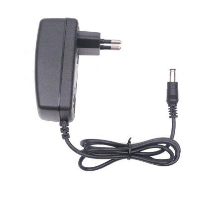 Hml 12v 2a 24w power adapter for led light strip eu plug black hml 12v 2a 24w power adapter for led light strip eu plug black aloadofball Gallery