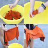 Fast Cooling Towel ICE Cold Golf Cycling Jogging Gym Sports Outdoor - ORANGE