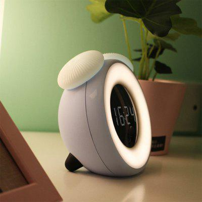 BRELONG Smart Timing Sleep Bedside Sensor Despertador Luz de la noche