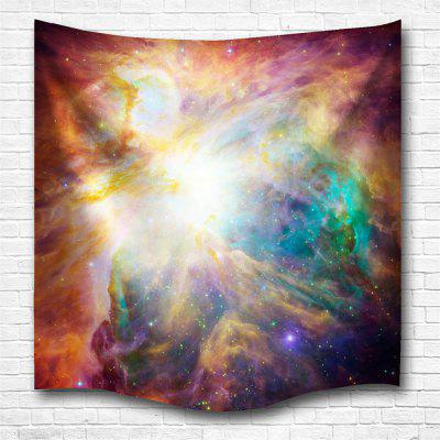 Magic Light 3D Printing Home Wall Hanging Tapestry for Decoration