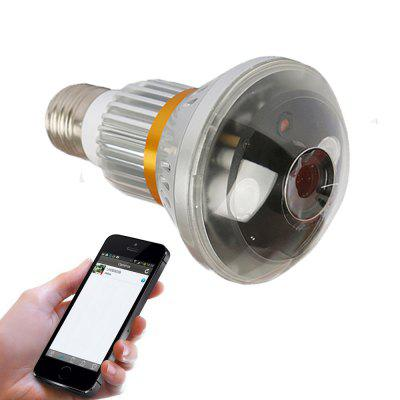 Wirless HD960P Bulb Camera Night Vision Wifi Security Camera