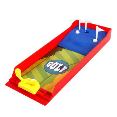 Shooting Game Finger Desktop Mini Golf Toys Kids Gift