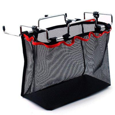 Outdoor Camping Creative Kitchen Home Storage Bracket Picnic Table Bag Rack