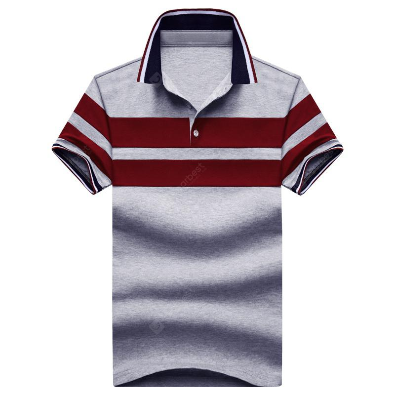 Summer Business Casual Men's Polo Shirts