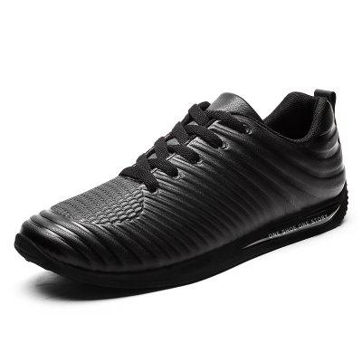Spring/Summer Men's Shoes Personalized A-Gump Shoes Lace-Up Casual Shoes