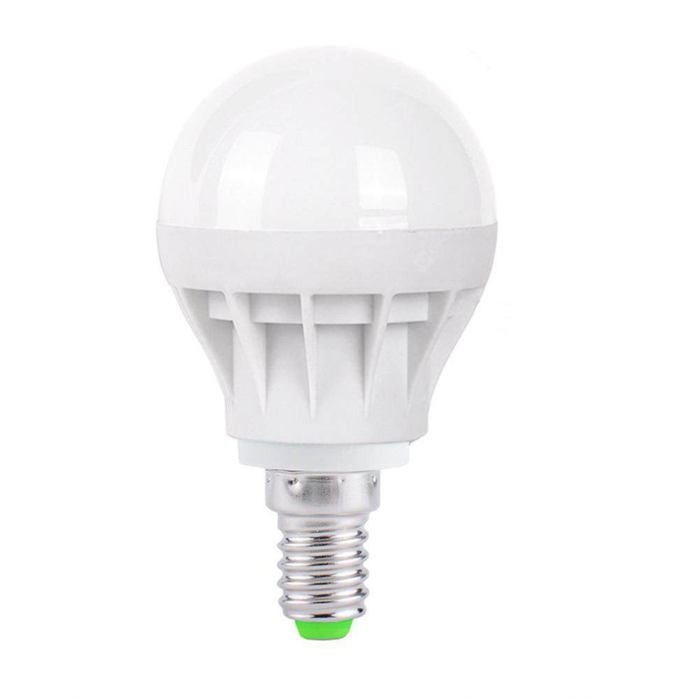 YouOKLight YK0067-E14-W 3W Cold White LED Light Bulbs for Home ...
