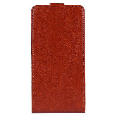 Фото Up and Down Crazy Horse Stripes Pu Leather Case for Oukitel MIX 2
