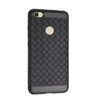 Cover Case for Redmi Y1 / Note 5A High and Low General Luxury Soft Silicone TPU