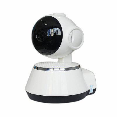 Wireless IP  Security Surveillance System 720P HD Night Vision Remote Monitor