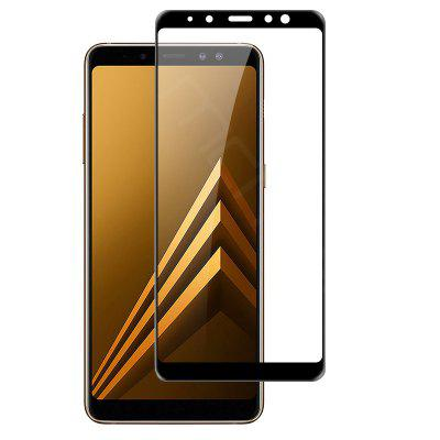 Screen Protector Tempered Glass for Samsung Galaxy A8 Plus 2018
