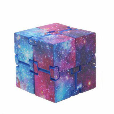 Starry Sky Infinity Magic Cube Adults Stress Relief Kids Toys Gift
