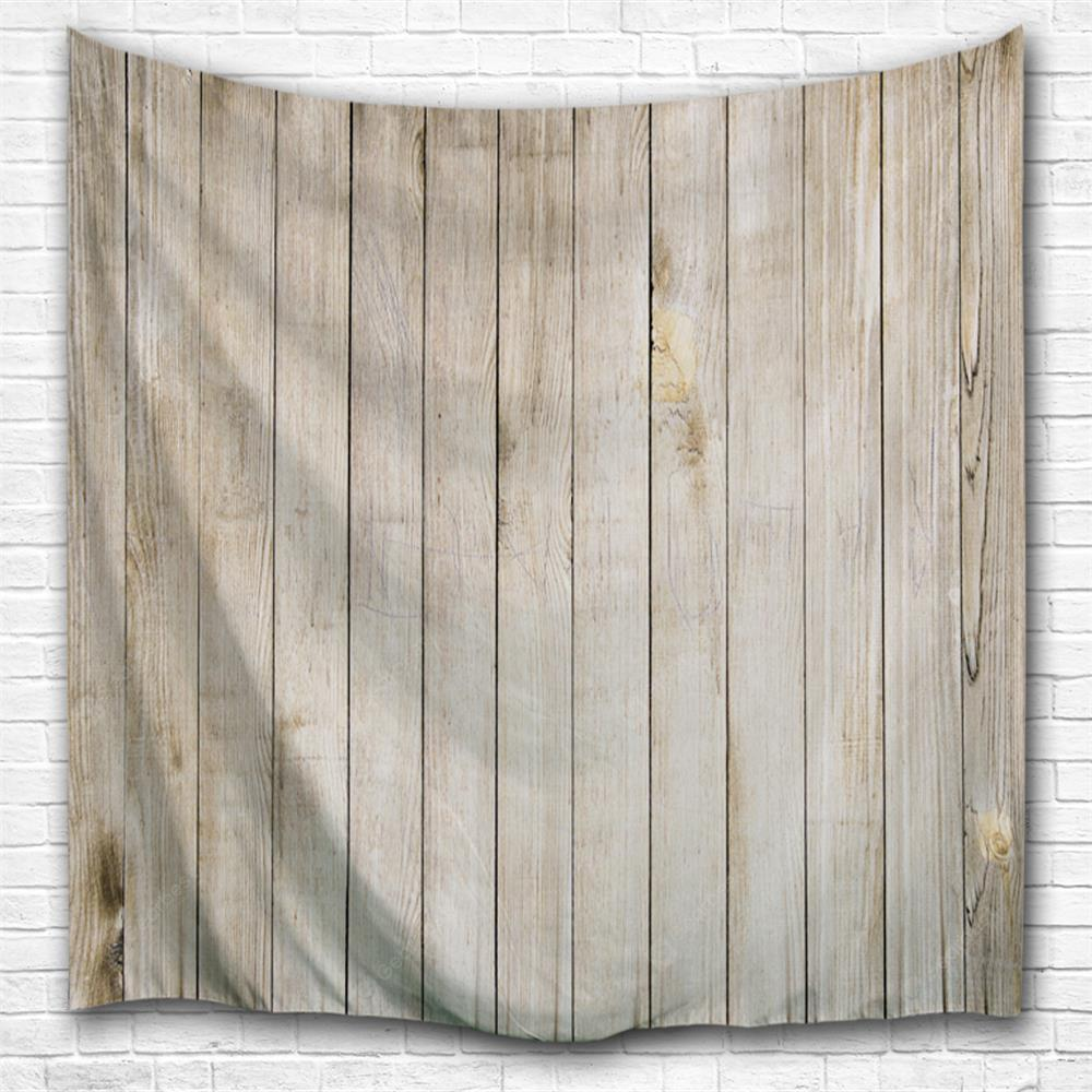 Wood Door 3D Printing Home Wall Hanging Tapestry for Decoration