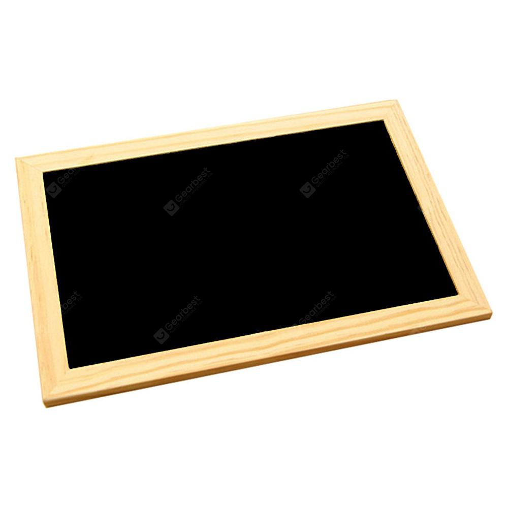 Frame Small Panels Cross Border Wooden Crafts Decorative Blackboard ...