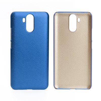 OCUBE Metallic Coated Hard Plastic Cover Case for Vernee X