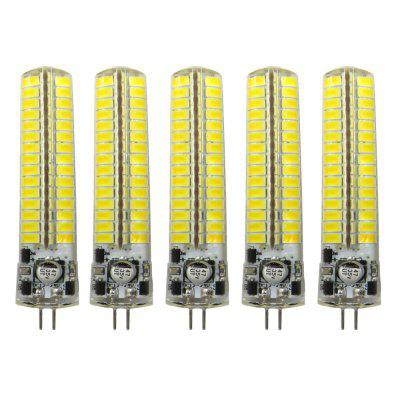 ZHENMING 5PCS G4 Lamp Bulb Chandelier Lighting DC10-24V