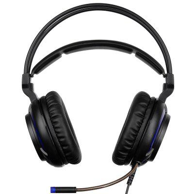 Sades SA805 Gaming Headset With Noise Cancelling Mic