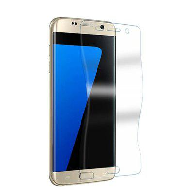 Water Condensate Membrane Protector Arc Soft Screen Film for Samsung Galaxy S6