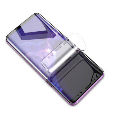 Water Condensate Membrane Protector Arc Soft Screen Film for Samsung Galaxy S9