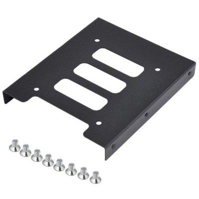 SpedCrd 2.5 Inch SSD HDD To 3.5 Inch Metal Mounting Adapter Bracket Dock Hard