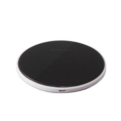 Qi Fast Wireless Charger Pad for iPhone X / 8 / 8 Plus / Samsung / LG / Xiaomi