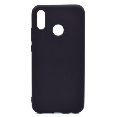 Case for Huawei P20 Lite Ultra-thin Back Cover Solid Color Soft TPU